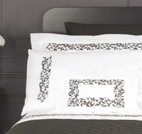 Ramages Embroidery Bedding by Dea Linens $398.00