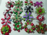 Christmas & Winter Jewelry & Hair Barrettes