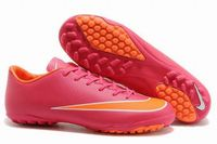 Nike Mercurial Victory X TF Soccer Cleats 2015 Pink Orange