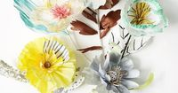 Paper to Petal how to make paper flowers