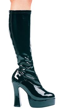 Black Chacha Boot Sz7 $40.91 https://costumecauldron.com