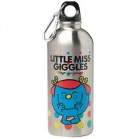 Little Miss Giggles Water Bottle - Wild & Wolf £9.95