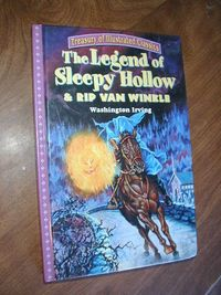 The Legend of Sleepy Hollow and Rip Van Winkle by Washington Irving (2001) for sale at Wenzel Thrifty Nickel ecrater store