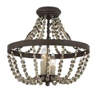 Found it at Joss & Main - Eastwick 3-Light Convertible Semi-Flush Mount