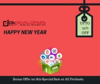 Get a chance to save up to 25% off on This Special Sale with DeDevelopers, We are Providing Bonus Offer to our Valuable Clients. Just Visit our Website: http://www.dedevelopers.com/ or Get a Quote: http://www.dedevelopers.com/get-a-quote