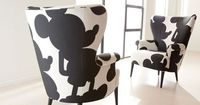 Mickey Mouse chairs <3 <3