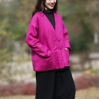 clothes for women plus size, women winter Coat, rose Red winter outerwear, coats for women vintage, oversized jacket vintage