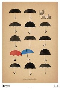 "pixar's ""the blue umbrella"""