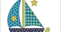 Looking for your next project? You're going to love Applique Add On's - Sail Away by designer urbanelementz. - via