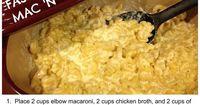 pampered chef deep covered baker microwave mac n cheese
