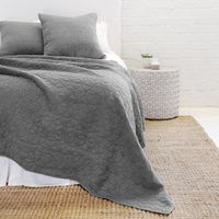 Oslo Grey Denim Coverlet Collection $296.00