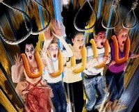 the London Dungeon General Admission Child Ticket London Dungeon tickets - Only 10 - Low London Dungeons prices. Book London Dungeon Fast-Track tickets online now with instant vouchers and no booking fee! http://www.comparestoreprices.co.uk/experiences/th...