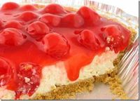 Remodelaholic's no-bake cherry cheesecake #recipe