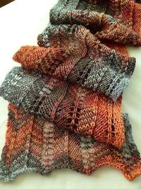 Project Gallery for Favorite Scarf Ever - free pattern by Lisa Bruce