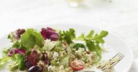 Healthy Eats: A Quinoa Salad From Zoes Kitchen Too Simple Not To Try