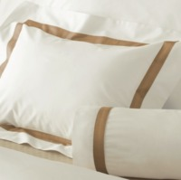 Lowell Ivory & Bronze Bedding $68.00