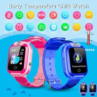 Bakeey YQT W01 Quick Body Temperature Tracker Anti-lost IP67 Waterproof Kid Smart Watch Children Watch Phone