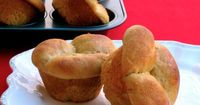 Whole Grain Yeast Rolls add a special touch to any holiday menu. And, they are made with whole grain flour, honey and real butter.