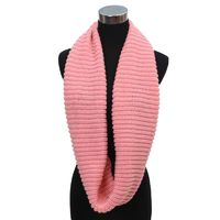 Warm Cable Knit Neck Long Scarf $10.99