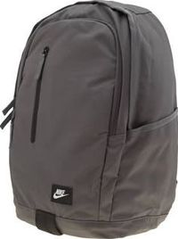 Nike Grey All Access Sole Day Bags The Nike All Access Sole Day is the perfect travel buddy for all your treasures. Arriving in grey, this fabric backpack features a large main compartment and plenty of handy pockets for those smaller http://www.comparest...
