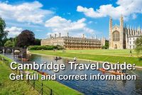 Cambridge Travel Guide: Get full and correct information