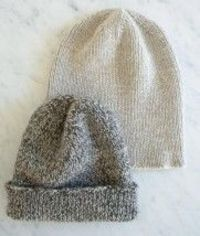 Knitting Projects | The Purl Bee boyfriend hat