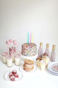 sprinkle party!