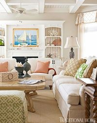 Color Changes Everything: Benjamin Moore Favorites. Color is Benjamin Moore Spring Thaw.