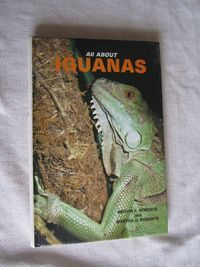 All About Iguanas by Mervin F. Roberts and Martha D. Roberts (1976) for sale at Wenzel Thrifty Nickel ecrater store