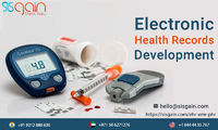 SISGAIN is delivering best Electronic health records development in USA which also provides phr software development services. For more information call us at +18444455767 or visit website: https://sisgain.com/ehr-emr-phr