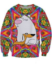 2 Stupid Dogs Sweatshirt $59.95