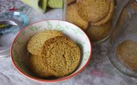 Darjeeling Earl Grey cookies recipe Adopt a Tea Garden. I have adopted olives trees from Nudo for several years. Now they offer a tea garden. What fun and terrific gifts