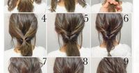 Messy updo hairstyles can do justice to any look then it is for a night out or a holiday. Here, we have rounded up top messy updo tutorials for you.