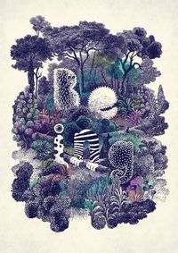 See the winners of the World Illustration Awards 2015 - Digital Arts