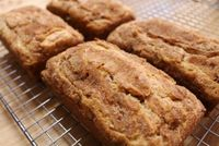 Gluten free snickerdoodle bread. Must make this