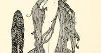 """In 1922, Harrap published The Fairy Tales of Perrault with pictures by Ireland's Illustration God Harry Clarke (1889�€""""1931)"""