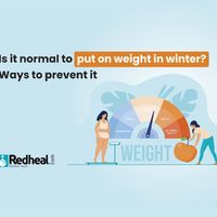 If you are wondering if you are putting on more weight during the winters, you are not alone. Check our blog article to understand the reasons for it and how to combat it.