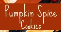 Sweet, crackle-topped, sugar coated pumpkin spice cookies (made without actual pumpkin)! The perfect Fall-time cookies!