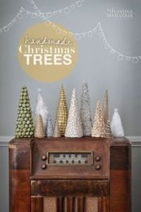 http://laughingidiot.com/cute-baby-9.html DIY handmade christmas trees crafty #baby #funny #laughter