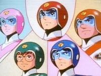 VOLTRON- I was mostly watching in the hopes the Princess and the guy from the Red Lion would hook up.