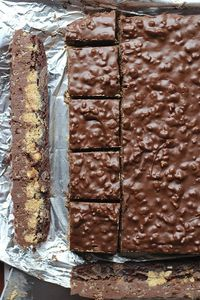 Recipe for Peanut Butter Cup Crack Brownies - Anyhow�€� since I can't begin to describe how freaking amazing these brownies are I will just tell you how to make them.