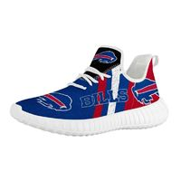 Womens Shoes, Custom Sneakers, Newest Buffalo Bills 2 Designs Womens Shoes, Running Shoes, Athletic Shoes, Tennis Shoes, Yeezy Style Shoes