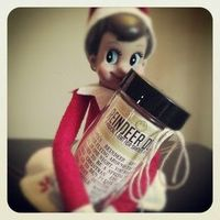 DIY Reindeer Dust for your elf on a shelf guy. Cute idea for the little ones.