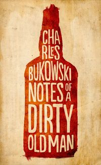 Book Cover Bukowski by Valentino Borghesi