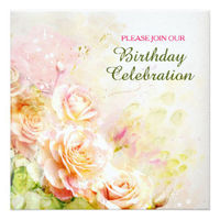 Birthday Celebration and Party Cards collection