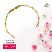 Make your baby at a party, birthday, photography or in daily life with this bracelet.