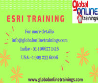 ESRI Training gives the technology to provide the pre-configured applications. ESRI Online Training and Corporate course provided by our real time trainers at Global Online Trainings. Reach us at: https://www.globalonlinetrainings.com/esri-training