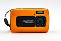 AgfaPhoto DC-600UW 10Mp Underwater Camera for Snorkeling, Diving and Outdoor Photography. New, Old Stock. $85.00