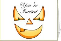 Announce your Halloween party by sending your guests one of our Free Printable Invitations.
