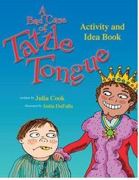 """This is the activity book for """"A Bad Case Of Tattle Tongue"""" by Julia Cook. Has some great behavior management strategies for tattletales!"""